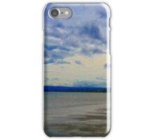 Sea and Long Beach iPhone Case/Skin