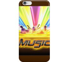 Music Flyers iPhone Case/Skin