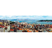 The Golden Horn of Istanbul, TURKEY Photographic Print
