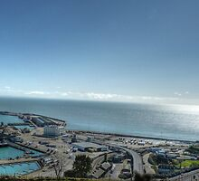 Port of Dover by Kim Slater