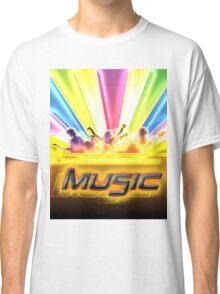 Music Flyers Classic T-Shirt