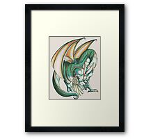 Dragon's Song Framed Print
