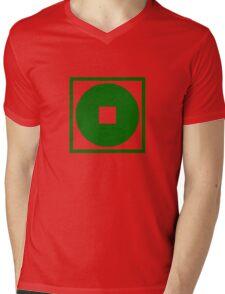 Earth Kingdom Mens V-Neck T-Shirt