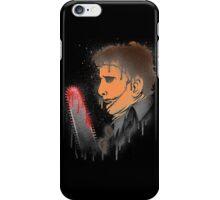 Leatherface iPhone Case/Skin