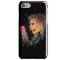 Leatherface iPhone Case/Skin