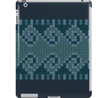 Water Pixels iPad Case/Skin
