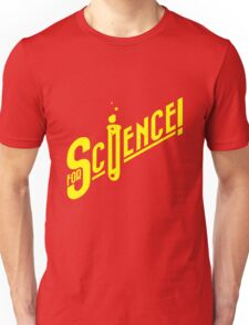 For Science geek funny nerd Unisex T-Shirt