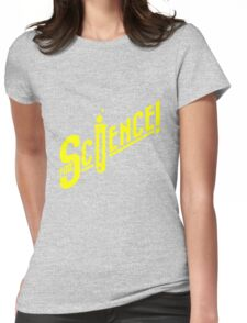 For Science geek funny nerd Womens Fitted T-Shirt