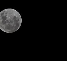 'Supermoon' March 19th 2011 by Sandra Chung