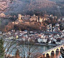Heidelberg by SoulSparrow