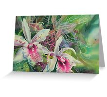 Orchid Series 13 Greeting Card