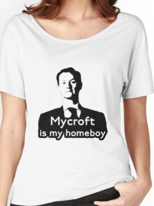 Mycroft is My Homeboy Women's Relaxed Fit T-Shirt
