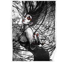 Queen of Webs Poster