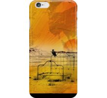 Desert Motel iPhone Case/Skin