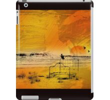 Desert Motel iPad Case/Skin