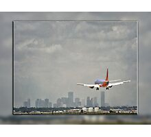 Coming Home to Houston Photographic Print