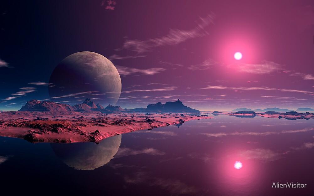 Alien Dawn by AlienVisitor