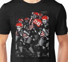 Roller Derby Girls Unisex T-Shirt