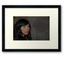 """ Asian Dreams "" Framed Print"