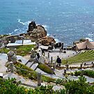 Minack Theatre , Porthcurno Cornwall by lynn carter