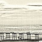 Saltburn-by-the-sea Pier by Darren Allen