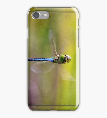 Dragonfly Flying iPhone Case/Skin