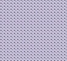 Mystrade Pattern Purple by Clarice82