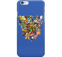 Mario Bros - All Star iPhone Case/Skin