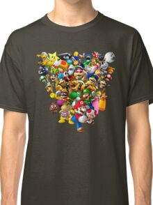 Mario Bros - All Star Classic T-Shirt