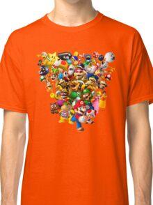 Mario Bros - All Star Classic T-Shirt