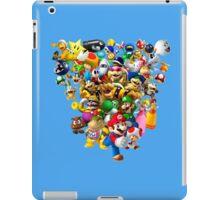 Mario Bros - All Star iPad Case/Skin