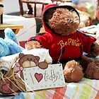 Be Mine (Teddy Bear Love) by Bill Gamblin