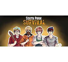 South Park Survival Photographic Print