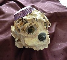 Muffin Dog by Cathy Gilday