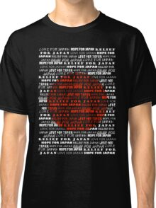 Relief for Japan Classic T-Shirt