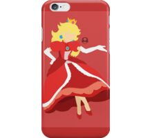 Peach (Red) - Super Smash Bros. iPhone Case/Skin
