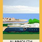Alnmouth Poster by Stormswept