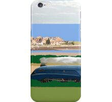Alnmouth Poster iPhone Case/Skin