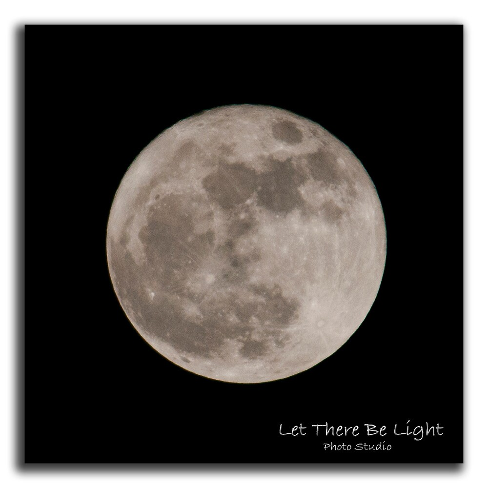 SUPER MOON by Roxane Bay