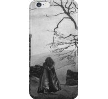 HAWORTH MOOR iPhone Case/Skin