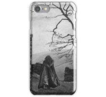 HAWORTH MOOR iPhone Case/Skin