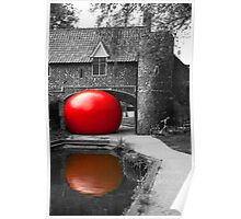 The Red Ball Project Poster