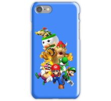 Mario 64 iPhone Case/Skin