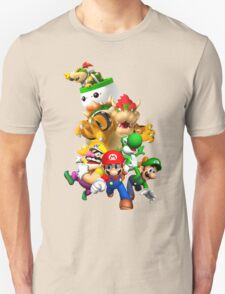 Mario 64 T-Shirt