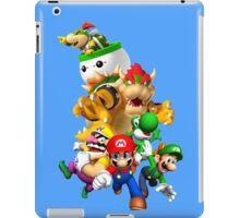 Mario 64 iPad Case/Skin