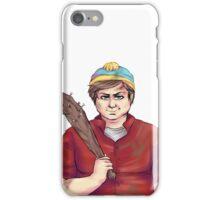 Cartman survivor iPhone Case/Skin