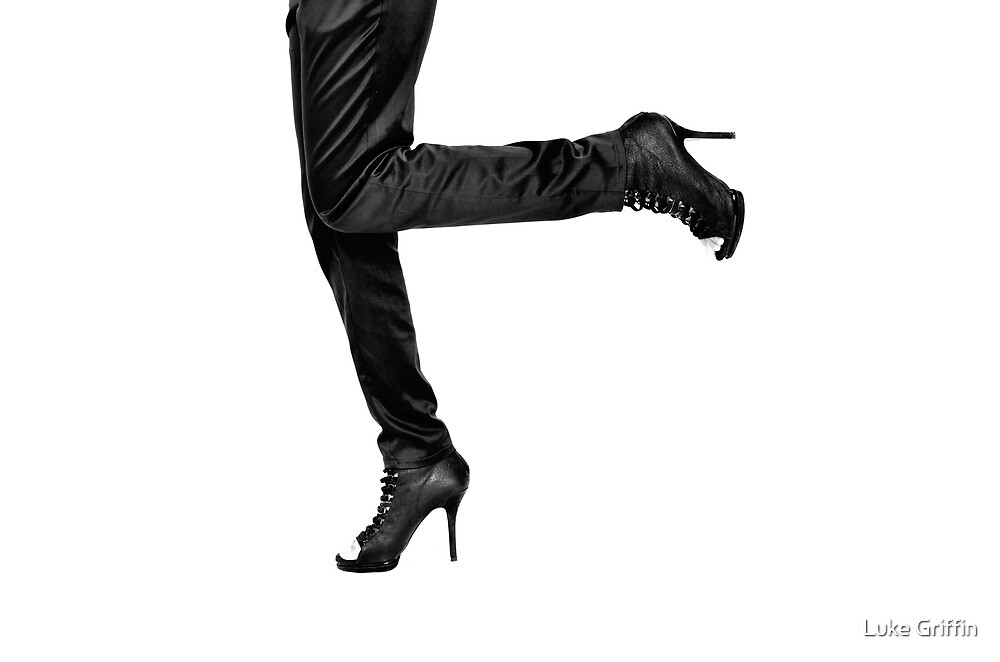 Kicking Up Your Heels by Luke Griffin
