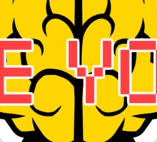 N*E*R*D Use Your Brain Sticker