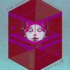 M E T R O P O L I S  poster by benj dawe