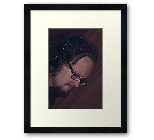 Johnathon Davis Framed Print